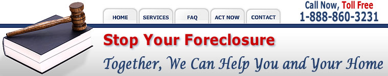 Stop Your Home Foreclosures